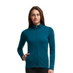 Icebreaker Victory Long Sleeve Zip - Womens