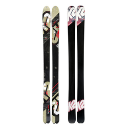 K2 Hardside Ski 2012