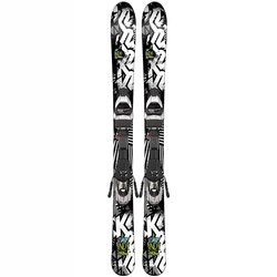 K2 Indy With Fastrak2 7 Bindings - Boy's