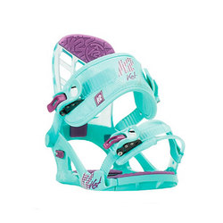 K2 Kat Snowboard Bindings - Kids' 2014