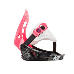 K2 Lil Kat Snowboard Bindings - Kids 2016