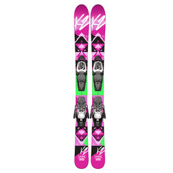 K2 Luv Bug Skis - Kid's 2015