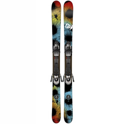 K2 Missy With Fastrak2 7 Bindings - Girl's 2017