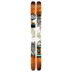 K2 Shreditor 112 Skis 2015