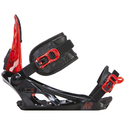 K2 Vandal Snowboard Bindings - Kids' 2015