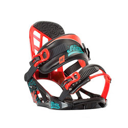 K2 Vandal Snowboard Bindings - Kids' 2016