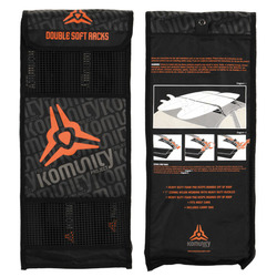 Kommunity Double Soft Rack