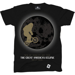 Little Bay Root Great American Eclipse Oregon Skytour 2017 T-Shirt