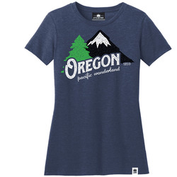 Little Bay Root Oregon Pacific Vintage T-Shirt - Women's