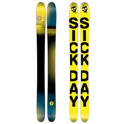 Line Sick Day 110 Skis 2015