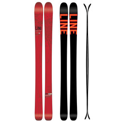 Line Supernatural Skis 100 2015