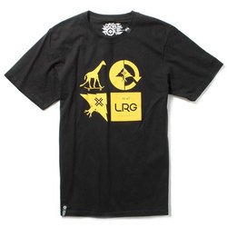 LRG RC Logo Mash Up Tee - Men
