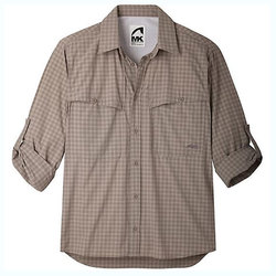 Mountain Khaki Skiff Shirt - Men