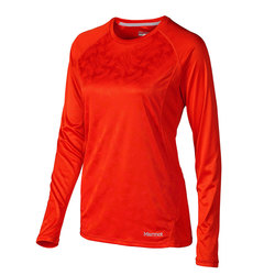 Marmot Crystal Long Sleeve Shirt - Womens