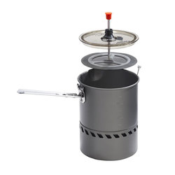 MSR Reactor Coffee Press Stove Kit 1.0L