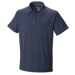 Mountain Hardwear Drytraveler Solid Polo Shirt