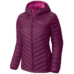 Mountain Hardwear Micro Ratio Hooded Jacket - Womens