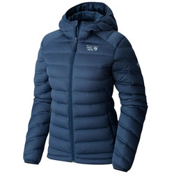 Mountain Hardwear Stretch Hooded Down Jacket - Women's