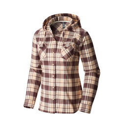Mountain Hardwear Stretchstone Hooded Long Sleeve Shirt - Women's