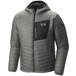 Mountain Hardwear Thermostatic Hooded Jacket - Mens