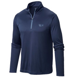 Mountain Hardwear Wicked Long Sleeve Zip Tee