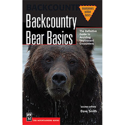 Mountaineers Books Backcountry Bear Basics