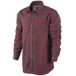 Nike Raleigh Plaid Flannel Shirt