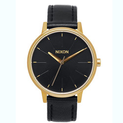Nixon Kensington Leather Watch - Womens