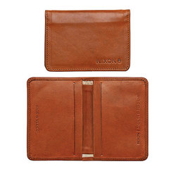 Nixon Stealth Slim Bi Fold Card Wallet