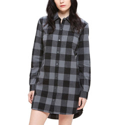 Obey Bex Shirt Dress - Women's