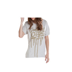 Obey Coup Destroyed Tee - Women