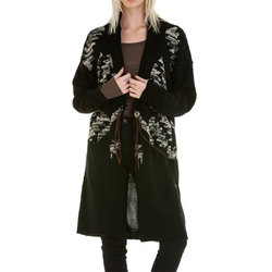 Obey Coven Cardigan Sweater Coat - Womens
