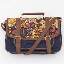 Obey Dahlia Messenger Bag