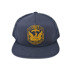 Obey Flames Trucker Hat