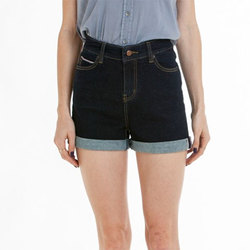 Obey Gold Rush Selvedge Short - Women