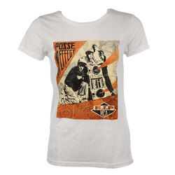 Obey RIP MCA Shirt - Women's