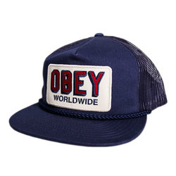 Obey Sheffield Trucker Hat