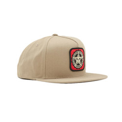 Obey Star Patch Snapback