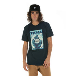 Obey The Human Trial Premium Basic Tee