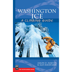 Mountaineers Books Washington Ice: A Climbing Guide