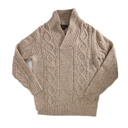Pendleton Donegal Fisherman's Cable Pullover