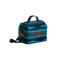Pendleton Lahaina Wave Canvas Lunch Tote