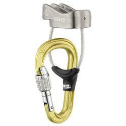 Petzl Universo Belay Device