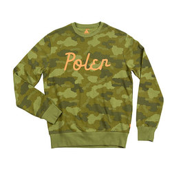 Poler Cozy Stuff Crew Neck