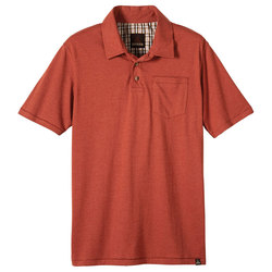 Prana Marco Polo Short Sleeve Shirt