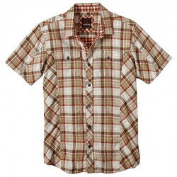 Prana Zoltan Slim S/S Shirt