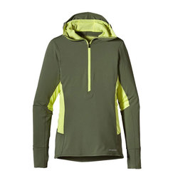 Patagonia All Weather Zip Neck Hoody - Women's