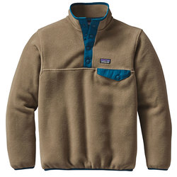Patagonia Boys Lightweight Synchilla Snap-T Pullover - Kids