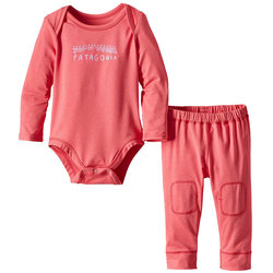 Patagonia Infant Capilene Set