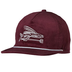Patagonia Pinstripe Flying Fish Corduroy Hat